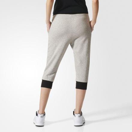 adidas Damen Originals 3/4-Trainingshose Dreiviertel-sporthose, Mgreyh, 38