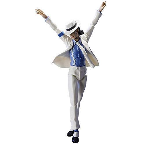La figurine articulée Michael Jackson