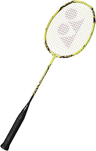5. Yonex VOLTRIC 8 E-Tune Strung Badminton Racquet