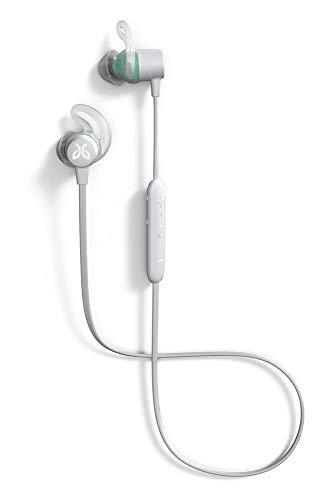 Jaybird Tarah Cuffie sportive senza fili (auricolari, Bluetooth, impermeabile, per allenamenti e performance di fitness) - Nimbus Gray Jade