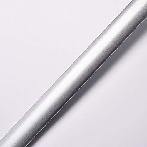 SMTENG Unisex-Diamant-Messer-Wetzstahl, Silber, 43 x 3 cm