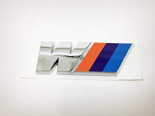 Original BMW M Emblem Logo