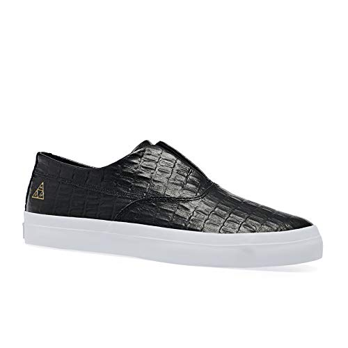 HUF Dylan Slip On Shoes EUR 44.5 Black