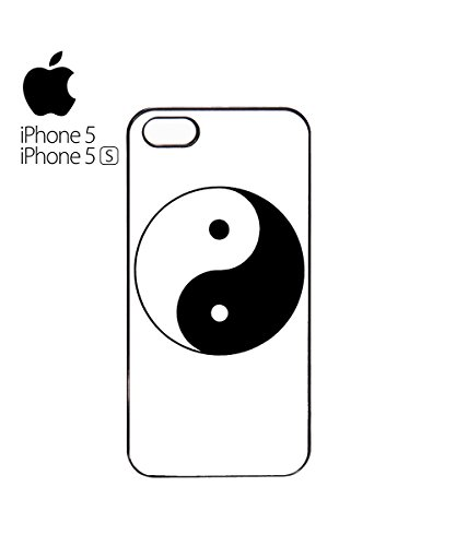 Balance Symbol Japanese Chinese Black And White Mobile Phone Case Cover iPhone 6 Plus + Black Blanc