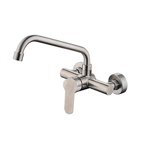 Preisvergleich Produktbild HTYQ 304 Edelstahl in die Wand der Küche Wasserhahn Multi-Layer-Filter