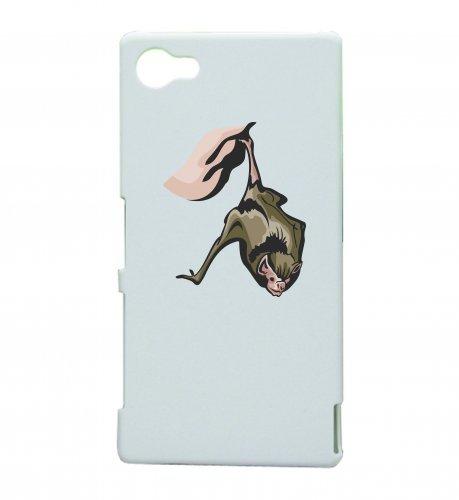 Smartphone Case Pipistrello schaut herab pipistrello Mouse Volare notte per Apple Iphone 4/4S, 5/5S, 5C, 6/6S, 7& Samsung Galaxy S4, S5, S6, S6Edge, S7, S7Edge Huawei HTC-Diverti