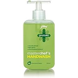 Godrej Protekt Masterchef's Handwash - 300 ml