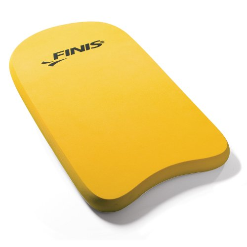 Finis Foam Kickboard, Yellow, 18.5