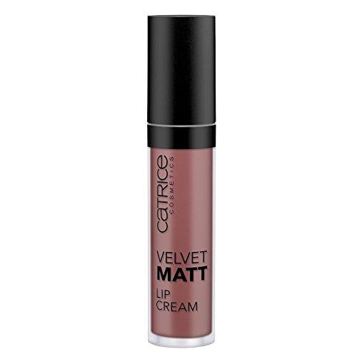 Catrice - Lipgloss - Velvet Matt Lip Cream - New York Spice -