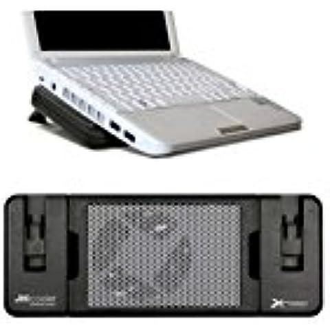 Phoenix Technologies PHJETCOOLER - Ventilador de PC (Enfriador, Carcasa del ordenador, 20 Db, Negro, 245g, DC