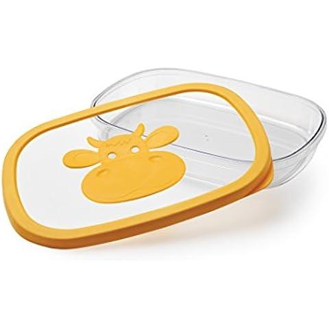 Snips - Recipiente para conservar lonchas de queso, de 1,5 litros