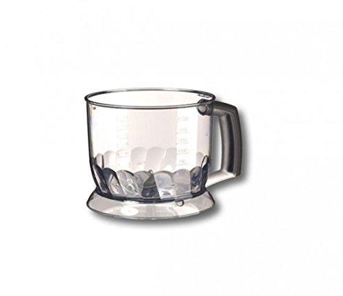 Braun Zerkleinerer 1500 ml. Behälter Multiquick 5 / 7 FP6000 FP1000 Stabmixer