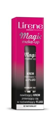 Lirene CC Cream Color Corrector Magic Make-up 30 ml