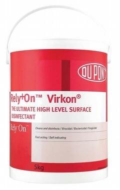 Virkon UND12555728 Disinfectant Drum, 5 kg