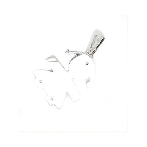 Collana Le Bebe' Donna LBB004 Oro Bianco