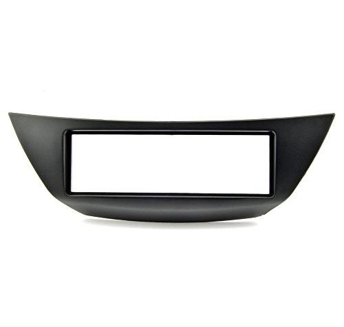 Preisvergleich Produktbild DIN Autoradio Radioblende für RENAULT Laguna T Grandtour ab 2007, schwarz