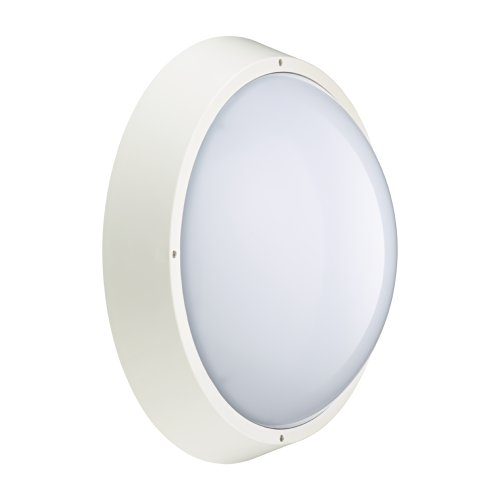 Applique murale philips 06640999 wL120V lED16S/plafonnier/830 3000 k 1600 lM de rechange pour 2 x 26 w blanc 06639399 81657PH