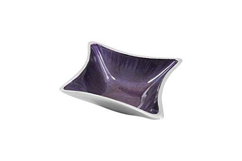 Mazali 23010-P Bol Aluminium Pourpre 20,32 x 10 x 14 cm