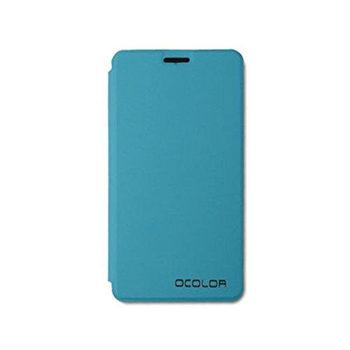 Oukitel C3 Hülle, Frlife | Bookstyle Handyhülle Premium PU-Leder klapptasche Case Brieftasche Etui Schutz Hülle für Oukitel C3