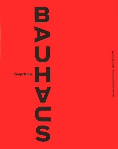 L'esprit du Bauhaus-Coloris alatoire
