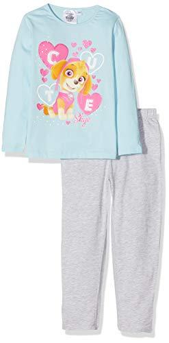 6fadddd3b7 Nickelodeon Paw Patrol Cute, Conjuntos de Pijama para Niñas, (Blue 13-4411tc