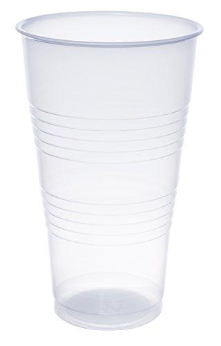Solo Foodservice Y24Dart Conex Polystyrol Kunststoff Tasse, 24oz, transluzent (1000Stück) Conex-container