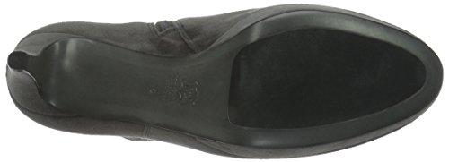 Kennel und Schmenger Schuhmanufaktur Damen Sheyla Kurzschaft Stiefel Grau (asfalt 396)