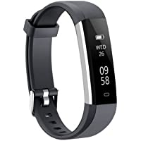 Fitness Tracker, Letscom Activity Tracker with Step Counter Watch and Sleep Monitor, IP67 Waterproof Fitness Wristband as Calorie Counter Pedometer Watch for Kids Women Men