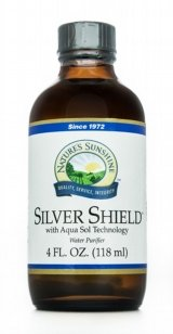 Silver Shield Liquid with Aqua Sol Technology