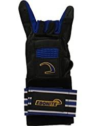 Ebonite Pro Form Positioner Right - Guante de bolos, color negro, talla XL