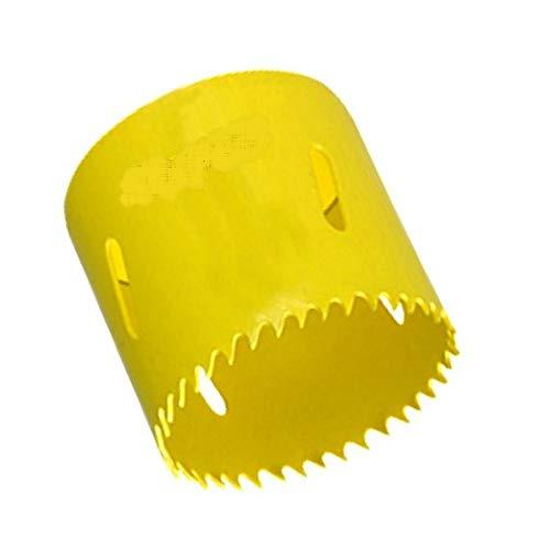 webkaufhaus24 Bi-Metall Cobalt 8{7d8beb1d52279299c01d8f84d68360203367a6a571d14e48a85c65edaf9c2172} Lochsäge Lochkreissäge Nutzlänge 38mm d=37mm