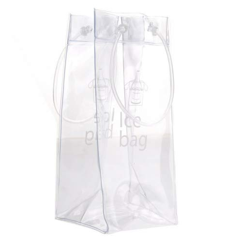 Ice Bag - Nuolux Clear Transpare...