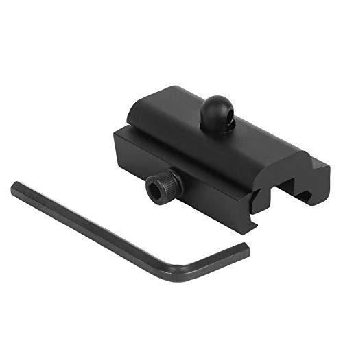 Black Aluminum Tactical Hunting Sling Swivel Stud Adapter Harris Rifle Bipod Black Stud-adapter