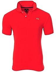 La Martina Polo Un sólo Color Rojo