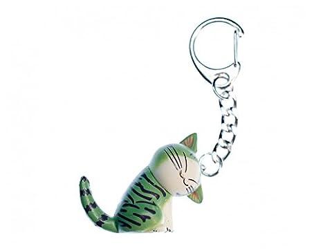 CAT Porte-clés Miniblings Boucle d