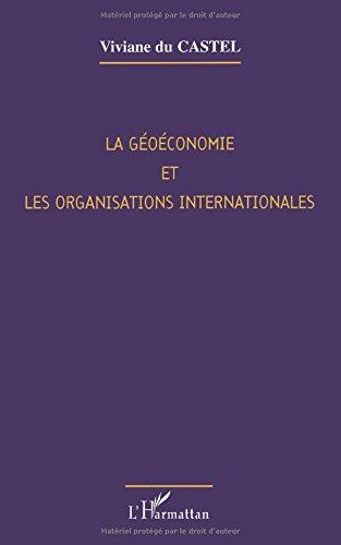 La géoéconomie et les organisations internationales : les enjeux du XXIe siècle par Viviane Du Castel