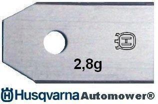***NEU*** 30 Messer (2,8g) für den Automower von Husqvarna + 3 Titan-Messer