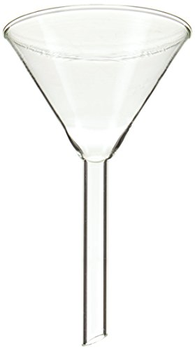 Neolab 7045 Glass Funnel 60 mm Diameter, Handle Length 60 mm