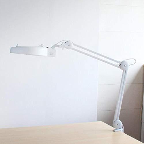 OxyLED Tageslichtleuchte Lupenleuchte,LED Klemm Lupenleuchte mit 90 SMD LED ,energiesparender...