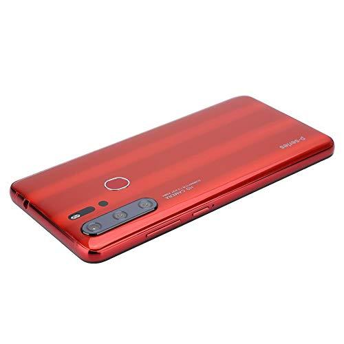 Garsent Entsperrte Handys, 6,3 In Ultra-Vollbild-Dual-SIM-Unterstützung 2G GSM & 3G Wcdma 3 GB RAM + 32 GB ROM Face Id -Mit 4800Mah Lithium-Ionen-Dual-Kamera 8MP + 16MP-Android 9.1 System(eu) (Tmobile Handy Entsperren Handy)