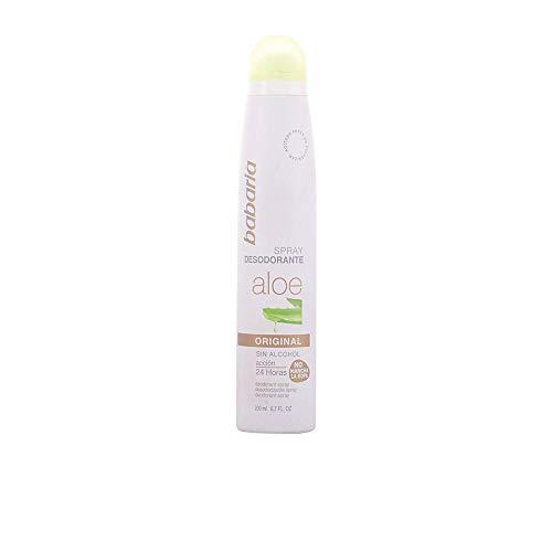 Babaria Aloe Vera Original Desodorante Spray - 200