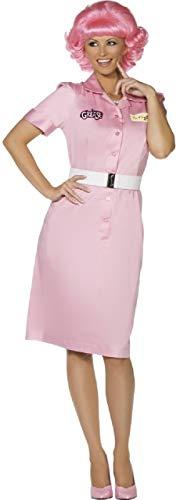 Fancy Me Damen-Kostüm, offizielle 1950er-Jahre, französisches Fett (Rosa Damen-kostüm Aus Fett)