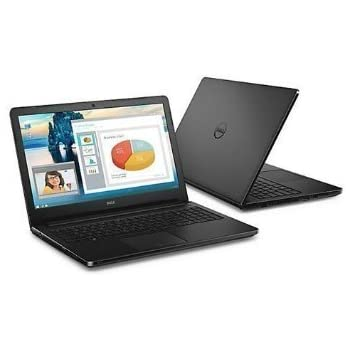 Dell vostro 15 3558 15.6-inch Laptop (Core i3 5th Gen /4GB/1TB HDD/15.6 LED Screen/ UBUNTU) BLACK