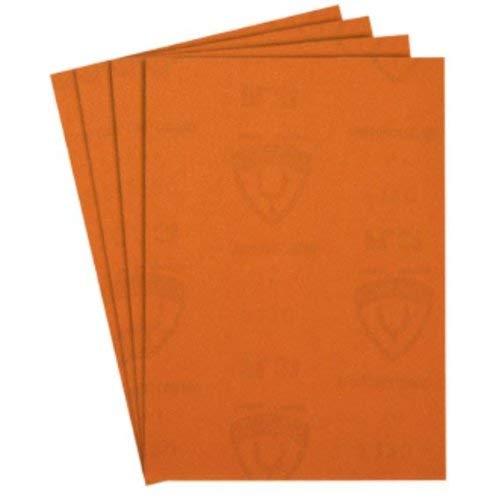 10 pièces papier abrasif arcs 230x280 en p100 résistant à l/'eau l/'eau papier abrasif