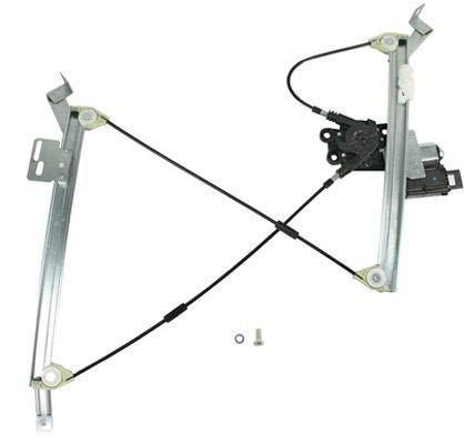 1x vitre gauche mécanisme de levage régulateur sans moteur électrique 2 portes