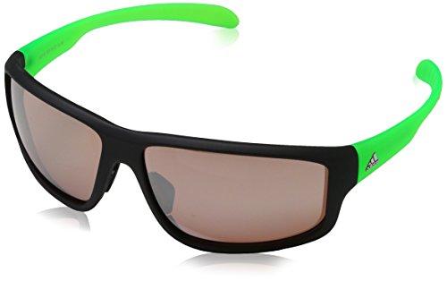 adidas Eyewear Herren Kumacross Sonnenbrille grün One Size