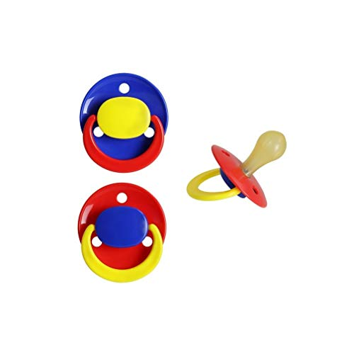 Baby Nova Beruhigungssauger Runde Kirschform Schnuller 2er Pack