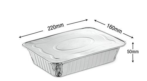 30 Cm Hoher Standard In QualitäT Und Hygiene Möbel & Wohnen PräZise Pyrex Asimetria Kastenform