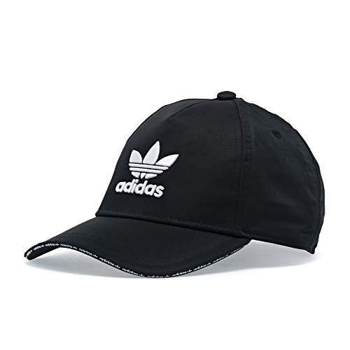 adidas Originals Baseball Womens Cap Medium/Large Black White