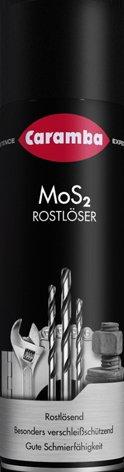 Preisvergleich Produktbild MoS2 Rostlöser (500 ml)  Caramba (6002081)